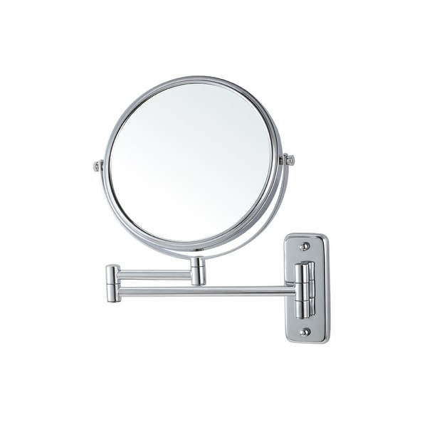 Shop Nameeks Ar7719 3x Glimmer Wall Mounted Framed Makeup Mirror