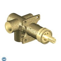 "Moen 3372  1/2"" Sweat (Copper-to-Copper) 3-Function Diverter Valve"