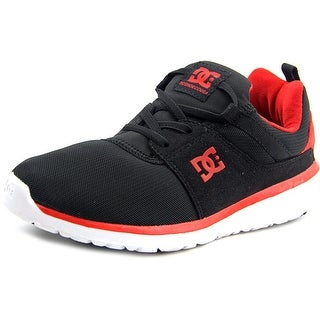 DC Shoes Heathrow Round Toe Canvas Sneakers