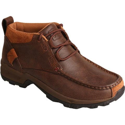 Twisted X Boots Women's WHK0001 Hiking Shoe Brown Leather