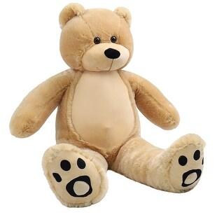 "WOWMAX Big Teddy Bear Stuffed Animal Soft Plush Toy Gift 36"""