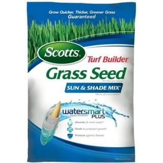 Scotts 18249 Turf Builder Grass Seed Sun & Shade Mix, 20 Lbs