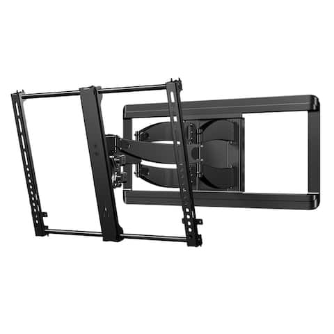 "Sanus VLF628-B1 Full Motion Mount for 46"" - 90"" TV - Black"