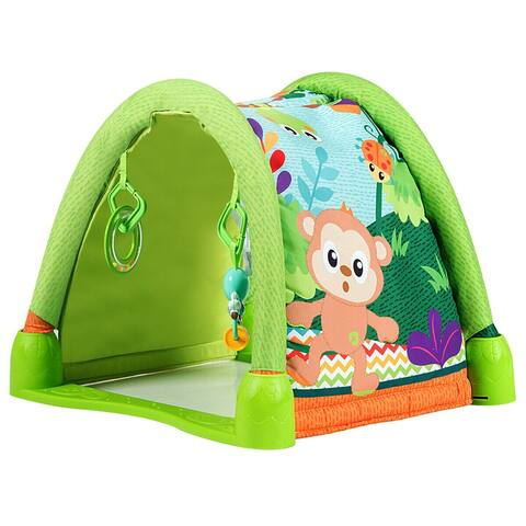 4-in-1 Baby Play Activity Center Gym Mat