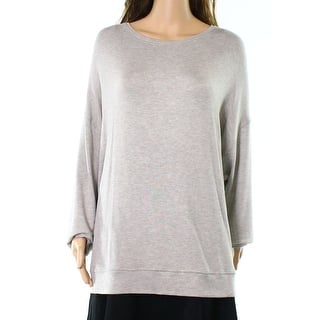 Lauren Ralph Lauren NEW Gray Heather Women's 2X Plus Relaxed Top Blouse|https://ak1.ostkcdn.com/images/products/is/images/direct/8518f4c18ee3483dc9769d200260ce2f1ff56477/Lauren-Ralph-Lauren-NEW-Gray-Heather-Women%27s-2X-Plus-Relaxed-Top-Blouse.jpg?impolicy=medium