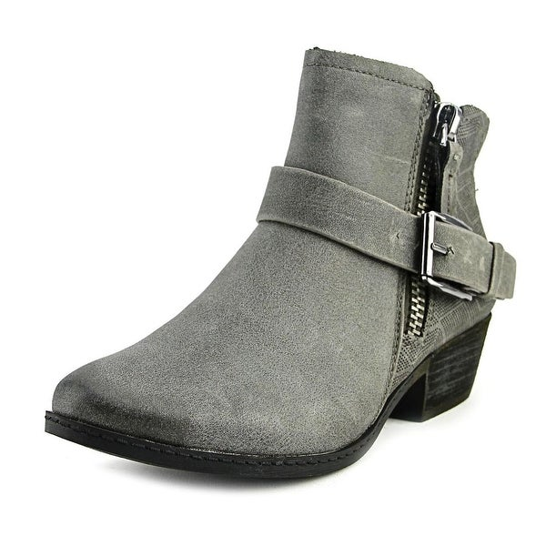 Not Rated Tessa Women Round Toe Synthetic Bootie