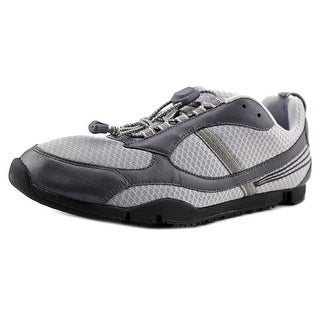 Dr. Comfort Gary Men W Round Toe Synthetic  Walking Shoe