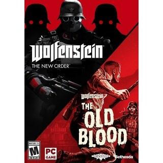 Bethesda - 17209 - Wolfenstein Two Pack Pc