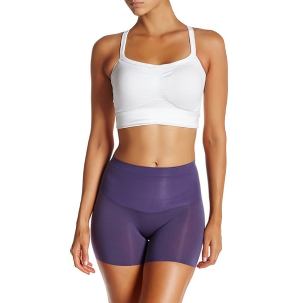 Spanx Shape My Day High Waisted Mid Thigh - ShopStyle.co