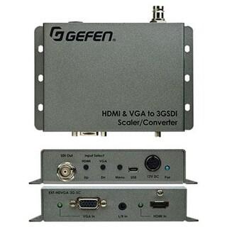 Gefen Hd Vga To 3Gsdi Scaler Converter