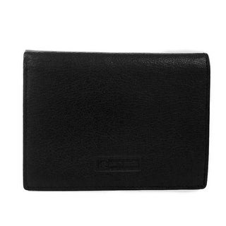 Pierre Cardin PC 8812 PS NERO Black Leather ID Holder Wallet