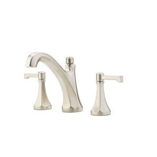 Pfister LG49-DE0  Arterra 1.2 GPM Widespread Bathroom Faucet with Metal Pop-Up Assembly