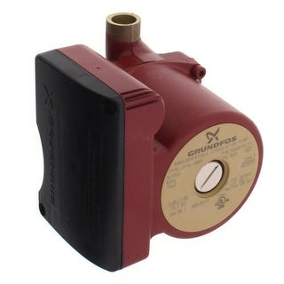 Grundfos UP 15-18 B5 UP Series 1/25 Horsepower Bronze Hot Water Recirculation Pump 115V