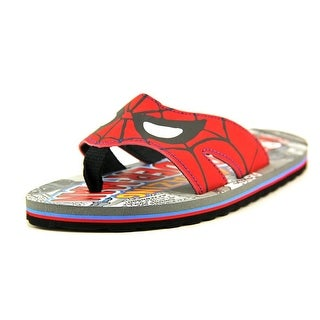 Stride Rite Spider-Man Thong EVA Open Toe Synthetic Thong Sandal