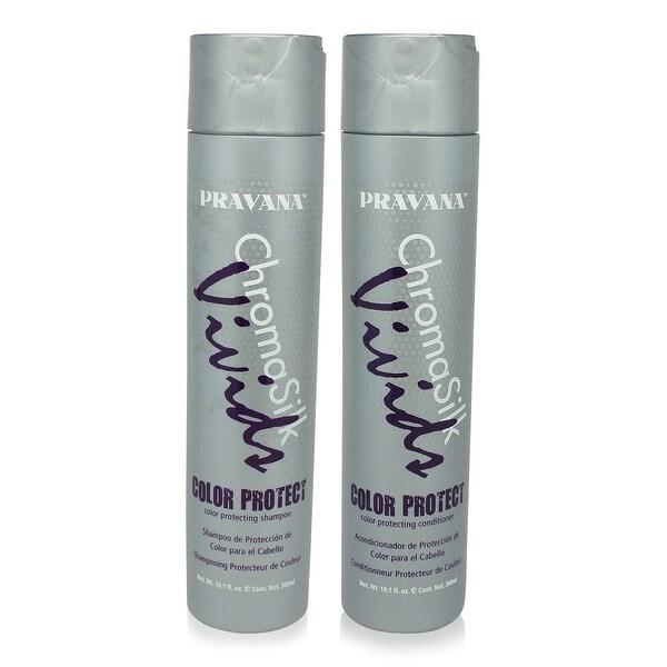 PRAVANA Vivids Shampoo and Conditioner 10 Oz Combo Pack