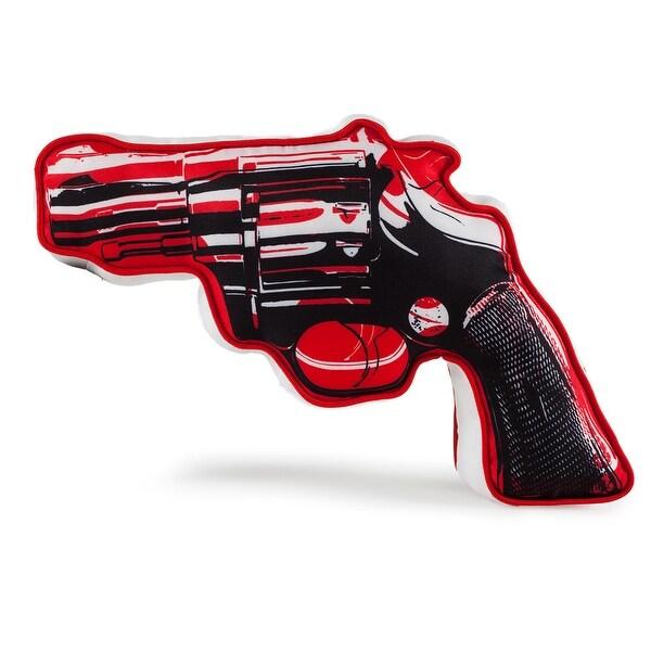 "Andy Warhol x Kidrobot 10"" Plush: Revolver - multi"