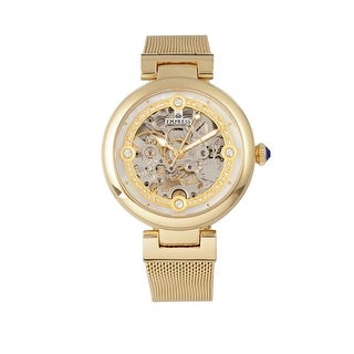 Empress Adelaide Women's Automatic Watch, Mother of Pearl Dial, Stainless Steel Band, Sapphire-Coated Crystal