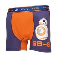 Star Wars Join The Resistance BB-8 Performance Boxer Brief Underwear