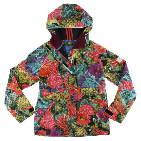 Adidas Womens Access 2L Snowboarding Jacket Multi Colored