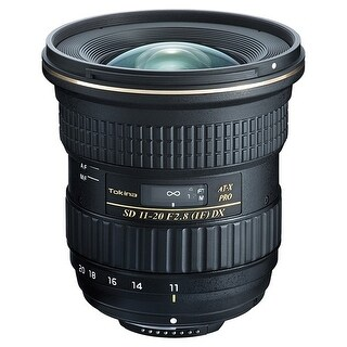 Tokina AT-X 11-20mm f/2.8 PRO for Nikon