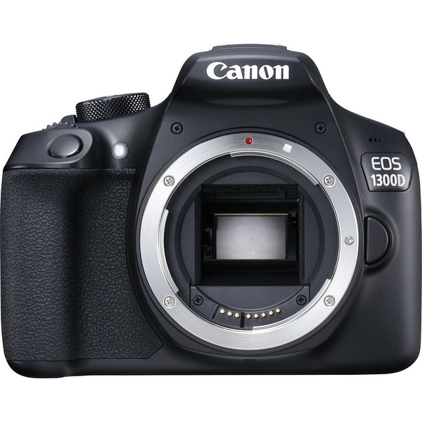 Canon EOS 1300D EF-S 18.7MP CMOS (Black) Body Only International Version (No Warranty)
