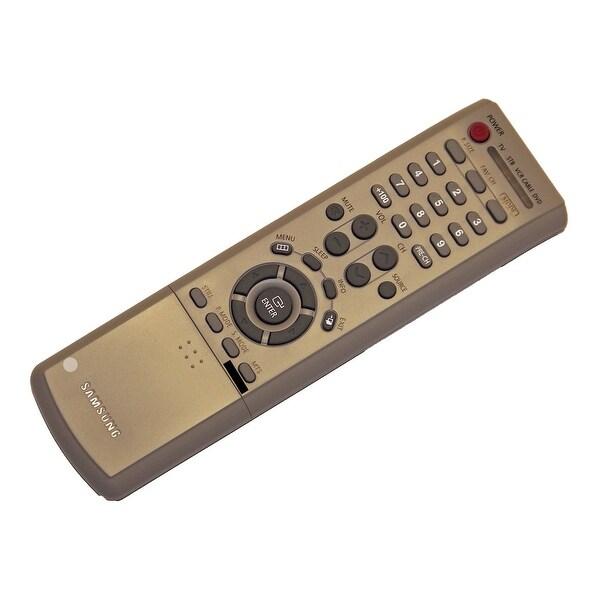 OEM Samsung Remote Control: SP52Q2HL, SP-52Q2HL, SP52Q2HL1X/GSU, SP-52Q2HL1X/GSU, SP52Q2HL1X/RCL, SP-52Q2HL1X/RCL