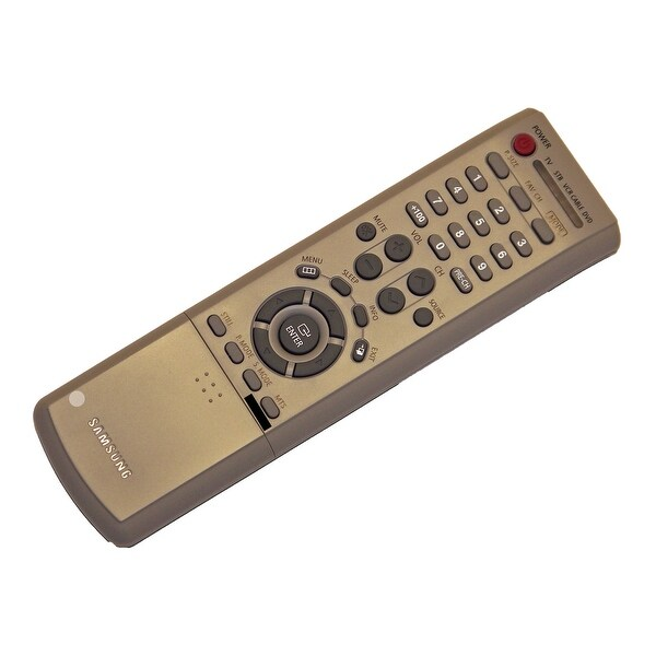 OEM Samsung Remote Control: SP54T8HLX/RCL, SP-54T8HLX/RCL, SP54T8HLX/STR, SP-54T8HLX/STR, SP54T8HLX/XAP, SP-54T8HLX/XAP