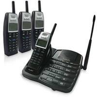 Engenius FreeStyl 1 (4 Handsets) Extreme Range Single Line Cordless Phone