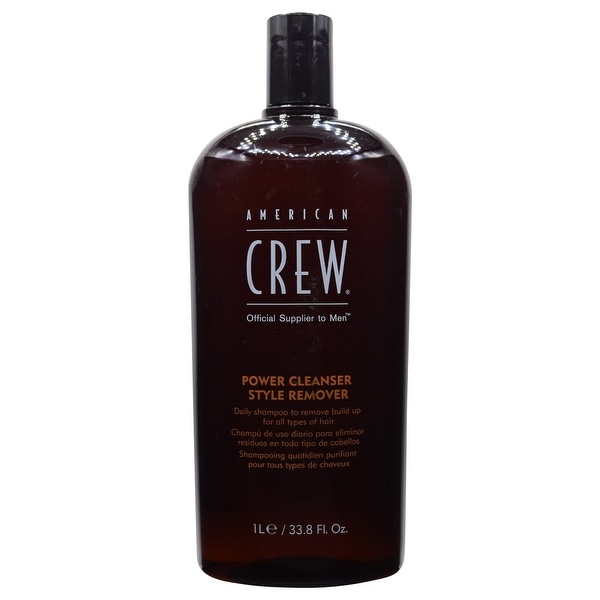 AMERICAN CREW Power Cleanser 33.8-ounce Style Remover
