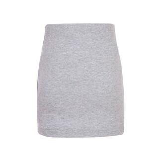 Richie House Girls' Medium Knit Skirt