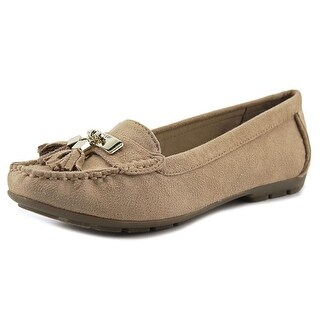 Anne Klein Oates Leather Moccasins
