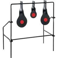 Allen 1526 allen .22 metal spinner target black