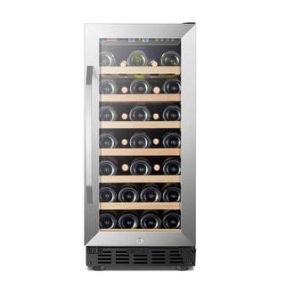 Link to Lanbo 15-inch 33-bottle Wine Fridge Cooler with Built-in Compressor Similar Items in Kids' & Toddler Furniture