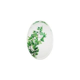 Alno 9564-302 24 x 36 Inch Frameless Oval Mirror - N/A