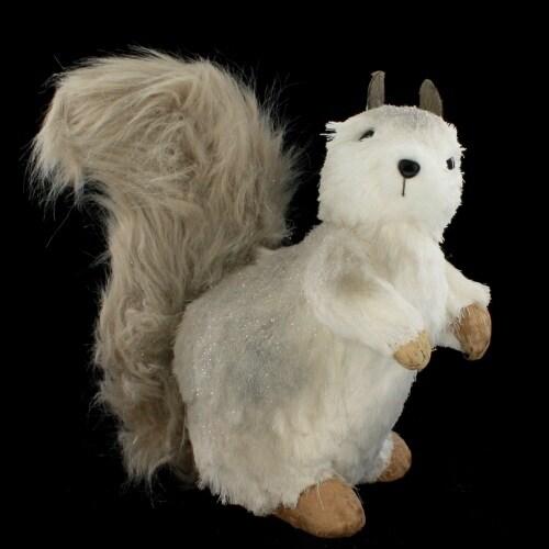 Frost White Squirrel
