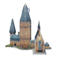 Harry Potter Hogwarts Castle 3-D Puzzles - The Great Hall - multi
