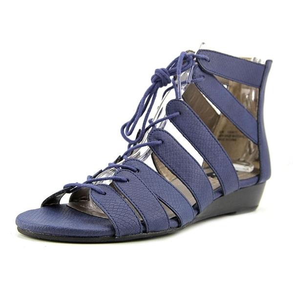 Array Bailey Women Navy Sandals