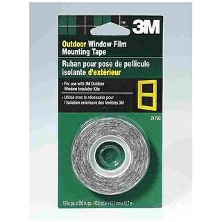 "3M 2175C Shrink Film Mounting Tape, 1/2"" x 500"""