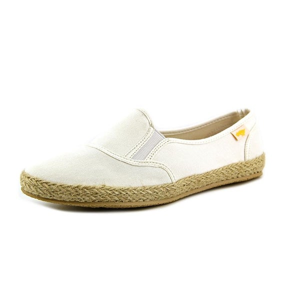 Rocket Dog Canna Women Round Toe Canvas Loafer