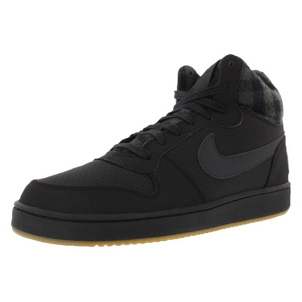 Nike Court Borough Mid Premium Basketball Men's Shoes