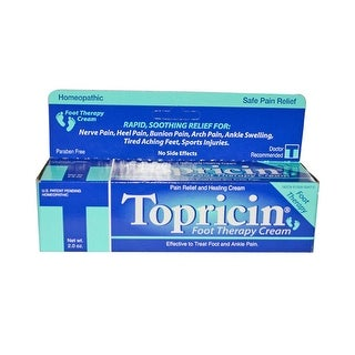 Topricin Foot Therapy - 2 oz