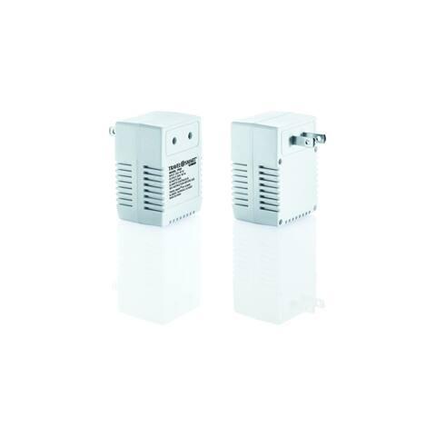 Conair FR23 Conair Travel Smart Reverse 50-Watt Transformer - 50 VA - 110 V AC Input - 240 V AC Output