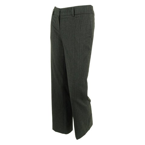 Jones New York Women's Pinstripe Zoe Dress Pants - charcoal multi