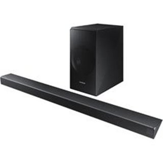 Samsung SASHWN550 3.1 Channel Soundbar System - Black