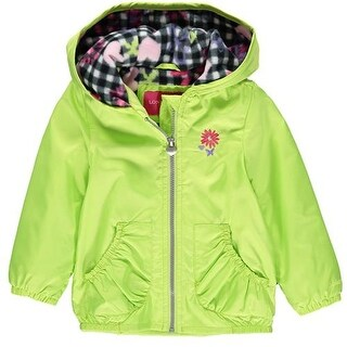 London Fog Girls 2T-4T Midweight Fleece Lined Jacket