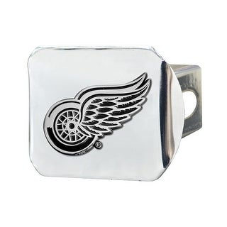 "NHL - Detroit Red Wings Hitch Cover - 3.4"" x 4"""