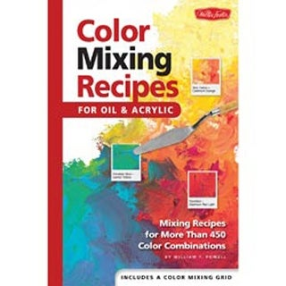 Color Mixing Recipes - Walter Foster Creative Books