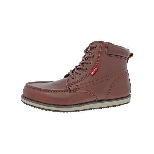 263e973330583 Shop Levi's Mens Dean Casual Boots Leather Work - Free Shipping On ...