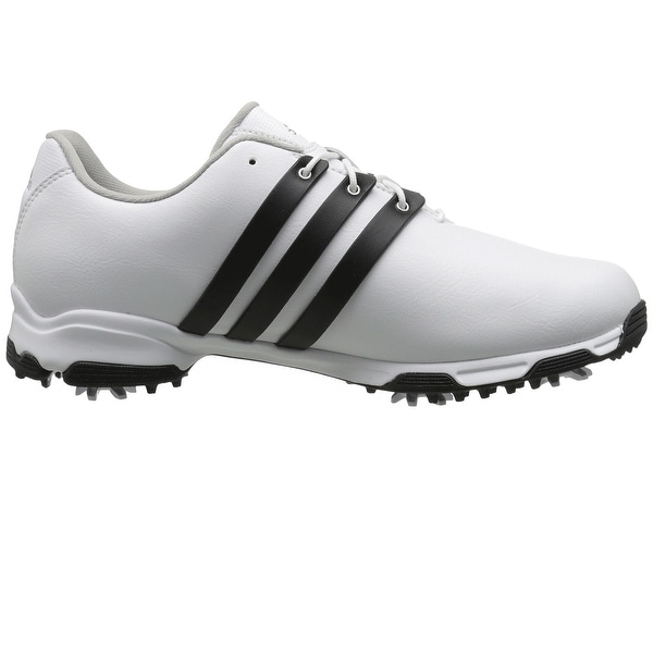 Adidas Men's Pure TRX White/CoreBlack/White Golf Shoes F33237 / F33314. Opens flyout.
