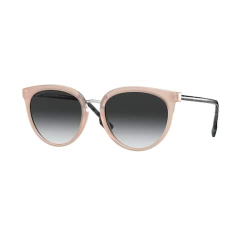 Burberry BE4316 38998G 54 Opal Pink Woman Phantos Sunglasses